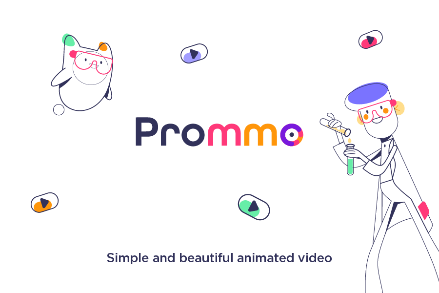 Simple, beautiful and effective animated videos.
